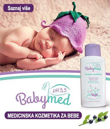 Biti roditelj - BabyMed kozmetika