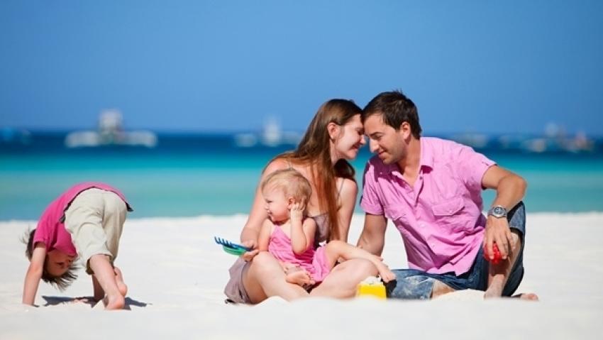 Kako zabaviti decu na plaži?
