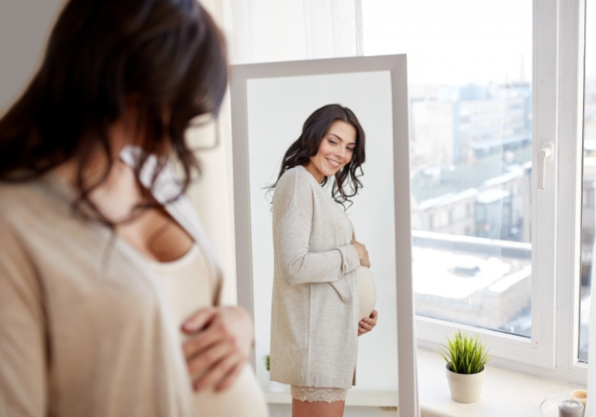 Kako prihvatiti promene u trudnoći - 5 načina da se osećate dobro u svom telu