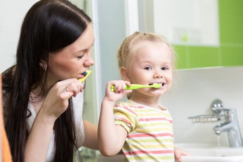 Pranje zubića mora biti navika