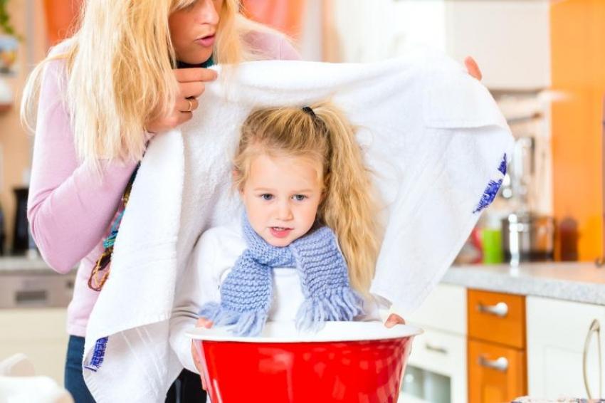 Saveti mama: Kako smiriti kašalj kod dece