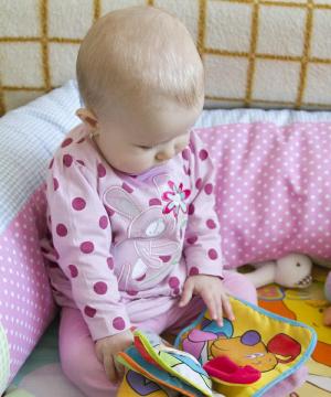 Slikovnice su za bebe prozor u svet