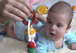 Zašto su važne vežbe za bebe