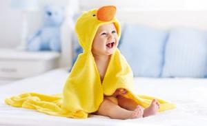 Zaštitite bebe od žege