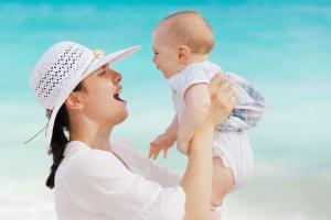 8 razloga zašto je super leti biti nova mama