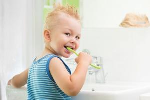 Sprečite karijes mlečnih zubića
