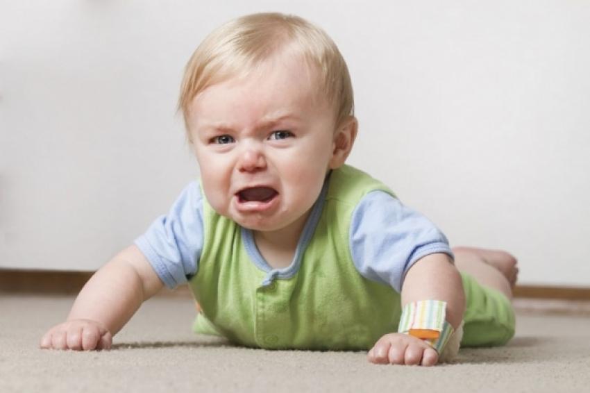Zašto je beba stalno ljuta