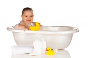 Koliko često treba kupati bebu?