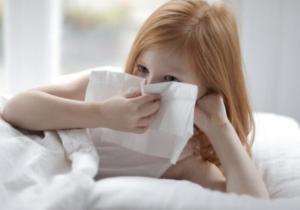 Alergijski rinitis kod dece