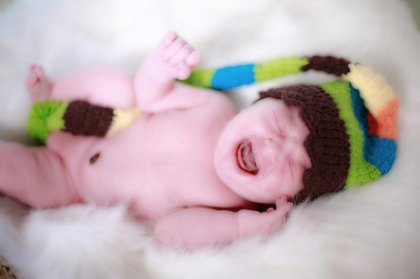 5 efektnih načina da umirite bebu