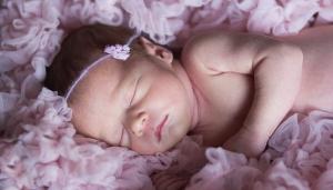 Ciste jajnika na rođenju