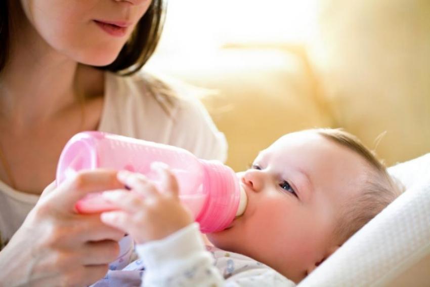 3 opravdana razloga da uvedete mlečnu formulu u ishranu bebe