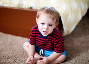 Kako da naučite dete da ne kuka i ne žali se po ceo dan