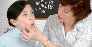 Poremećaj izgovora glasa R -rotacizam