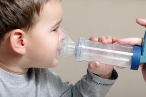 Napad astme