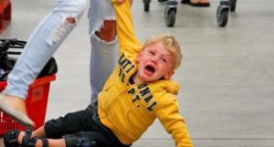 Napadi besa kod dece
