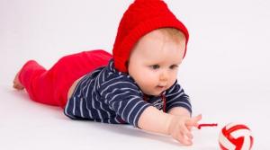 Beba treba da se što više kreće