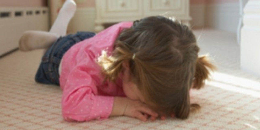 Kako da smirite dete koje vrišti