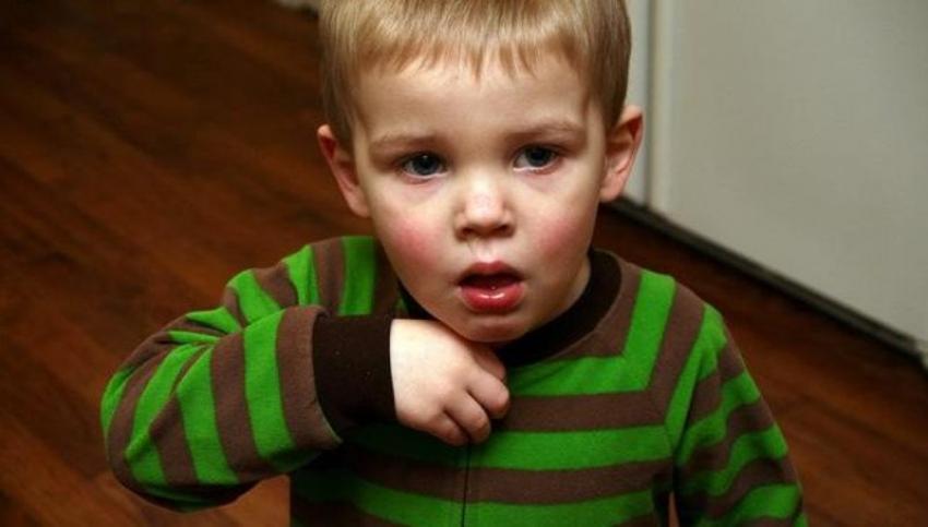 Zašto deca kašlju?