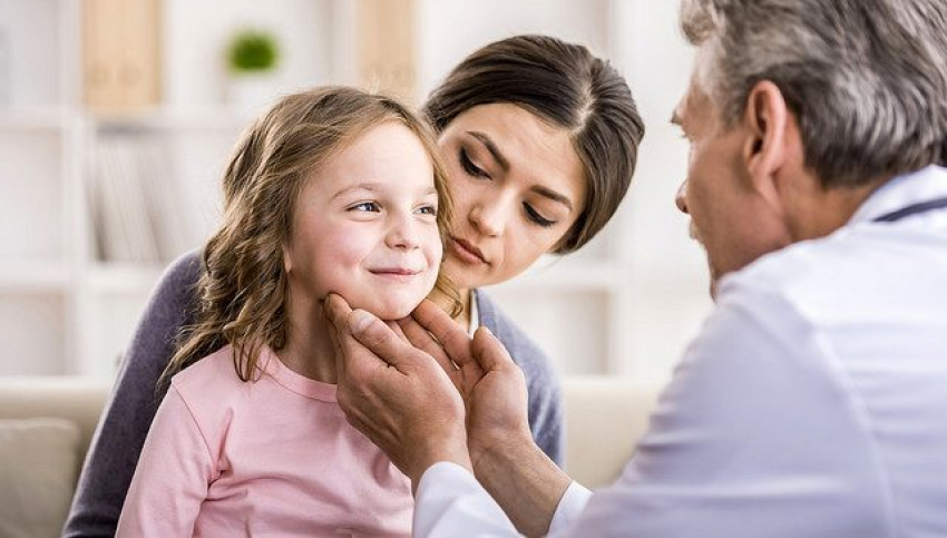 Uvećani limfni čvorovi na vratu
