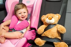 Šta ako beba neće u auto sedište?