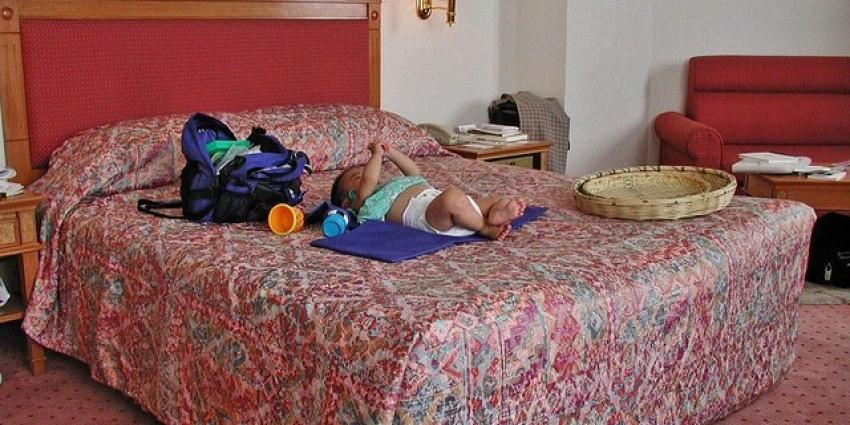 Kada beba padne sa kreveta