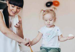Naučite dete da VOLI da jede zdravo