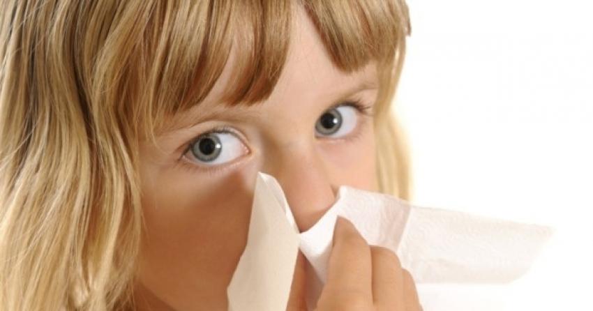 Kada dete ima zapušen nos