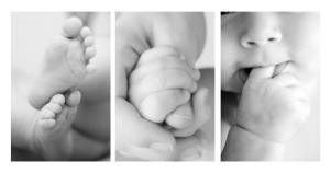 Koje je najopasnije mesto za spavanje bebe u vašem domu?