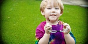 Kako da sačuvate vid svoje dece