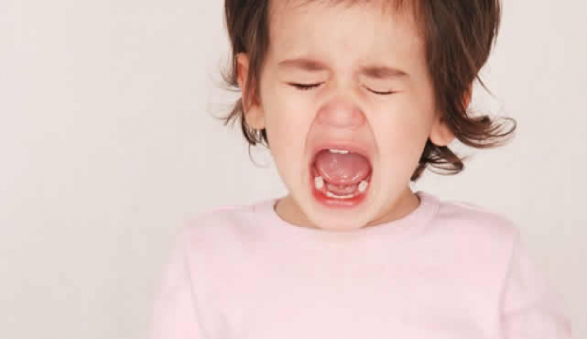 Kako da smirite dete koje vrišti?!