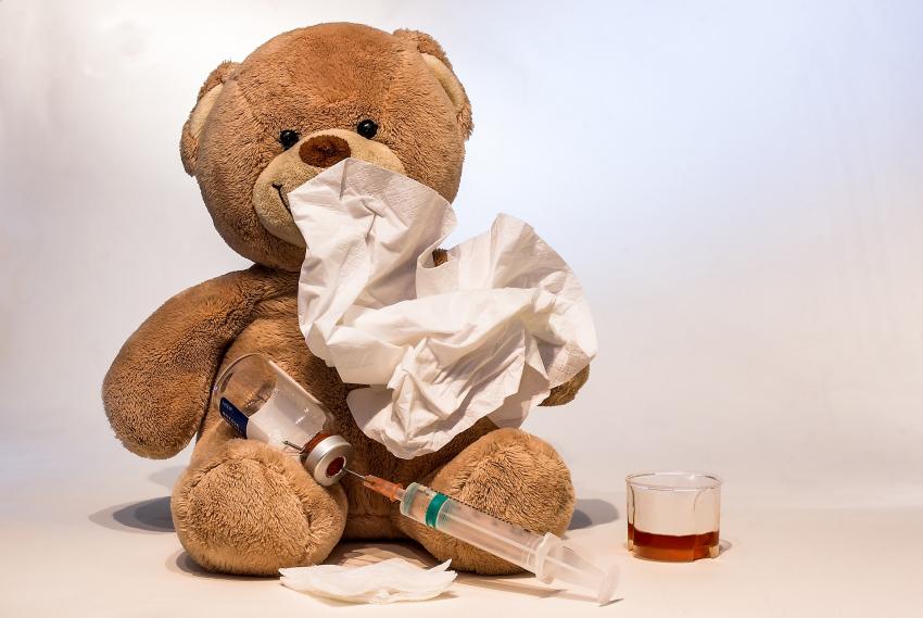 Evo kako da zaštitite dete od gripa?