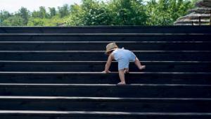 Penjanje stimuliše dečiji mozak