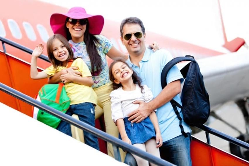 Bolest putovanja kod dece