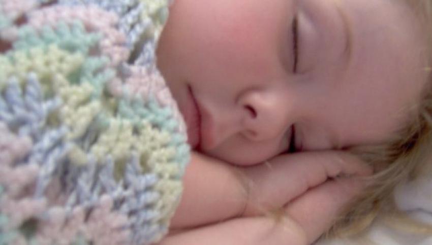 Kako da spavanje deteta bude dostižan cilj