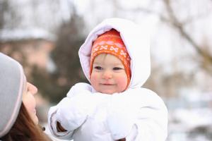 Bebina prva zima
