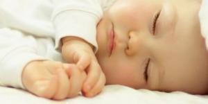 Bezbedan položaj za spavanje odojčadi