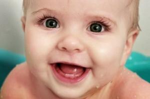 Problemi sa nicanjem prvih zubića