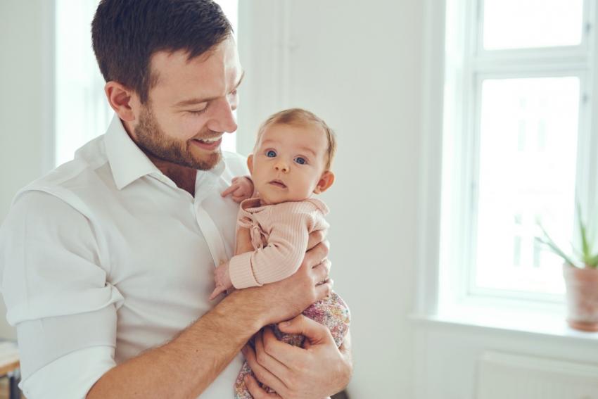 Šta se sve događa u muškom mozgu nakon rođenja bebe