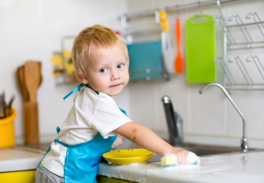 7 aktivnosti u kuhinji za podsticanje dečijeg razvoja