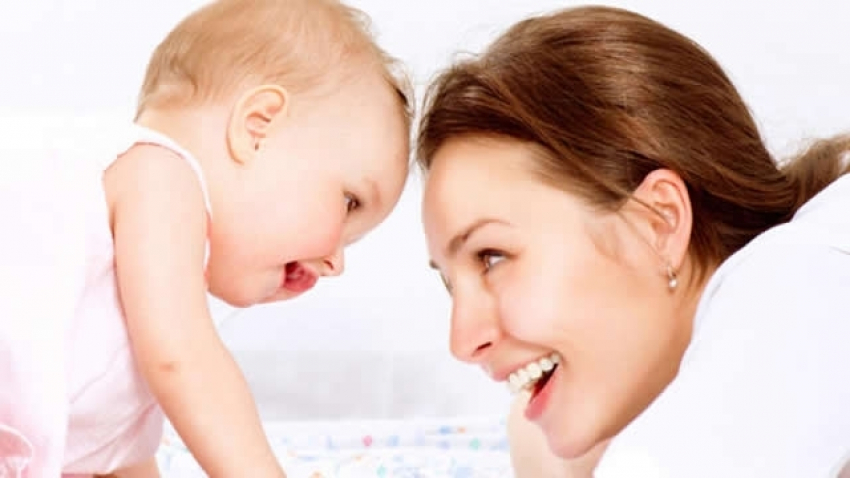 Pričanje sa bebom