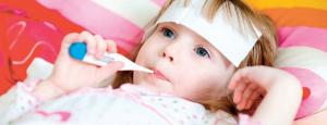 Kako prepoznati ozbiljnu infekciju kod dece