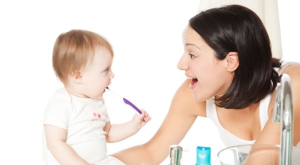 Higijena usta kod beba
