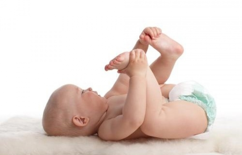 Proliv kod novorođenčeta