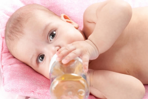 Dehidratacija kod bebe